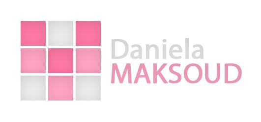 Logotipo Daniela Maksoud